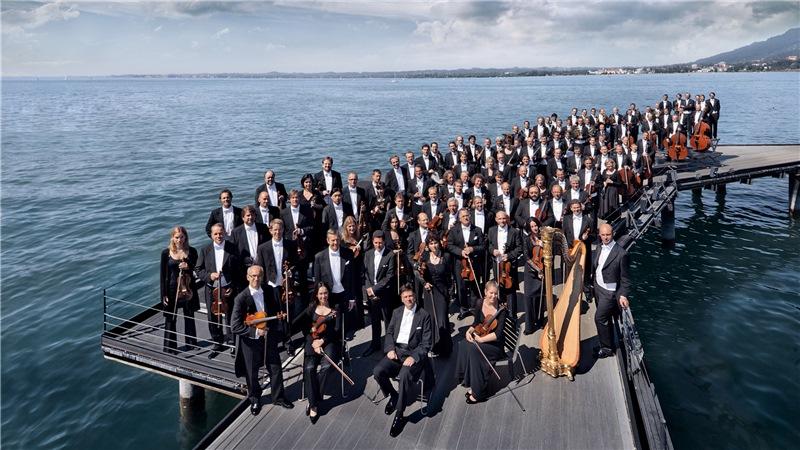 """4月6日至7日,维也纳交响乐团将登台国家大剧院,带来""""纪念贝多芬""""为主题的两场音乐会"""
