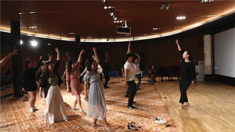 [郑宗龙作品《十三声》即将亮相国家大剧院舞蹈节