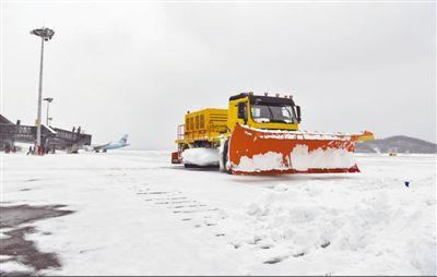 春运气象保障工作启动 中央气象台发大雾黄色预警