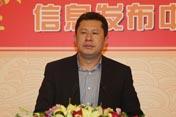 大连上品堂海洋生物有限公司董事长刘旭升接受媒体采访