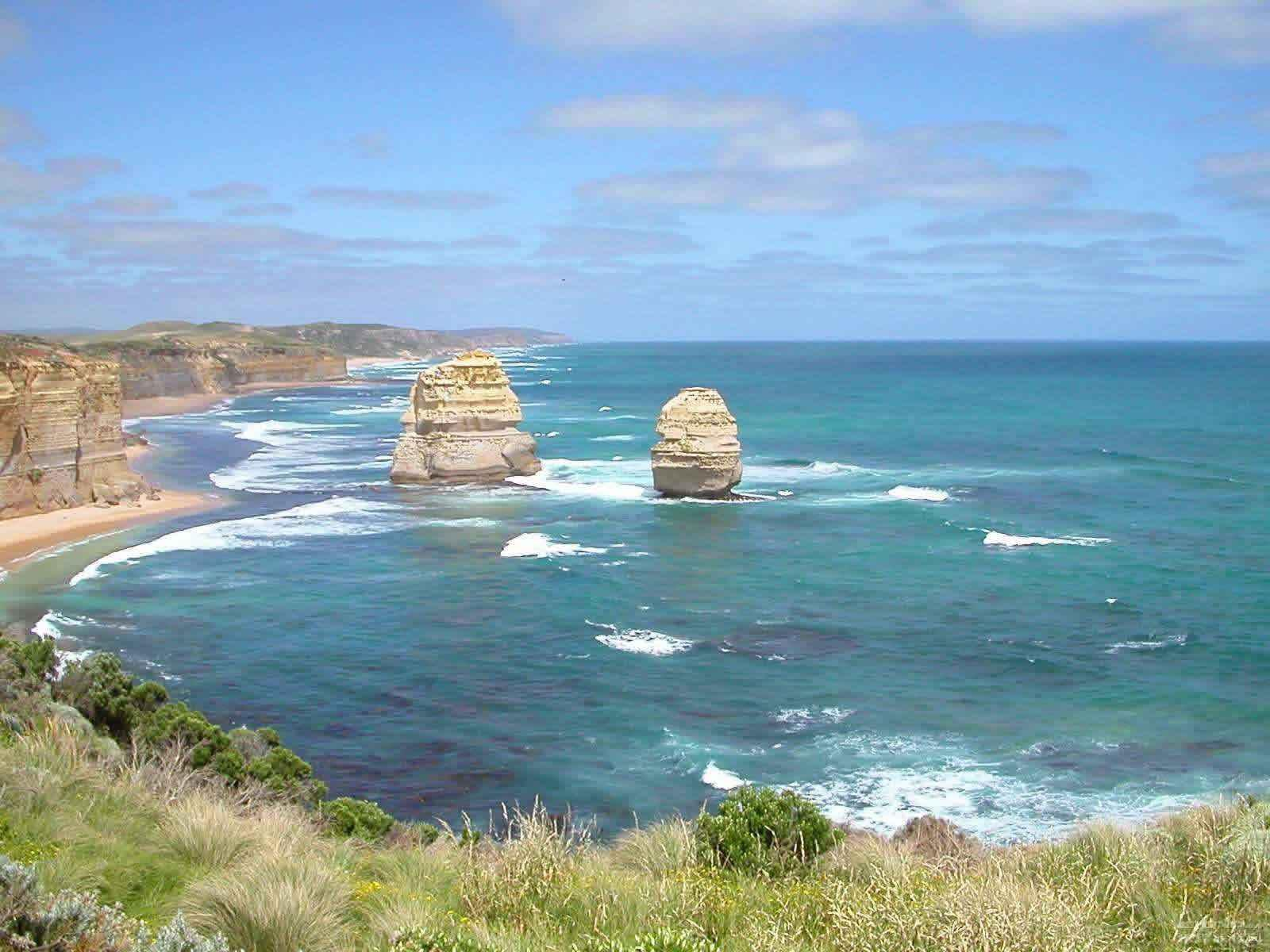 澳洲黄金海岸-并命名为冲浪者天堂,渐渐地吸引了世界各地慕名而来