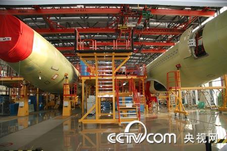 航空制造企业聚焦滨海新区 形成完整航空产业链