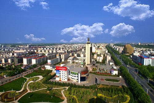 漯河电视塔图片