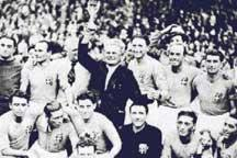 World Cup champions - 1938, Italy