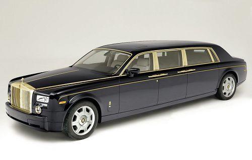 英国豪华车品牌 劳斯莱斯品牌介绍