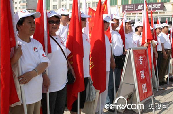 来自北京51所医院的120位专家在启动仪式现场。
