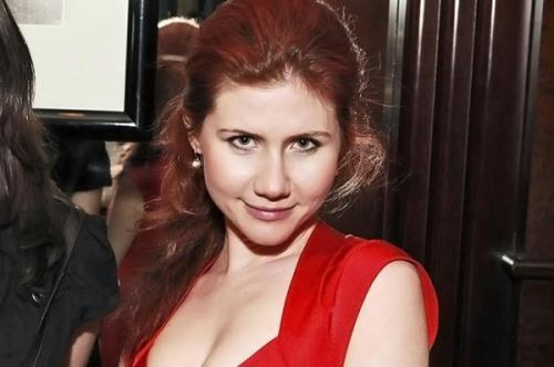 Anna Chapman, an alleged Russian spy arrested by the U.S. in recent Russia-U.S. spy case. (Photo: cri.cn)