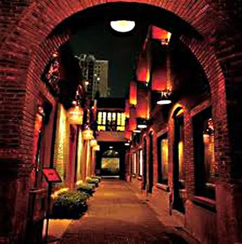 "Shikumen, or ""stone gate"", is an ancient form of residence found in Shanghai."