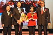 """[组图]最佳项目协作奖:安利上海分公司""""关爱先天性心脏病贫困患儿行动"""""""