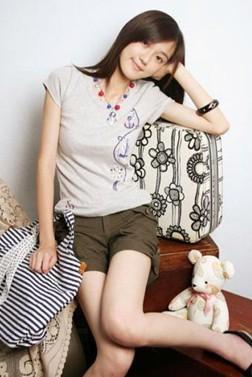 陈思妤/双双表妹,来自台湾地区,本名陈思妤,20岁。