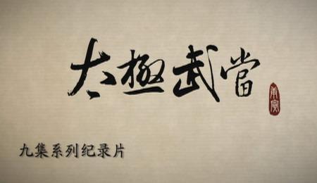 九集高清纪录片《太极武当》元月1日登陆纪录片频道 - 中央新影 - 中央新影官方博客