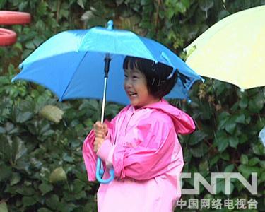 唱歌时间下雨了