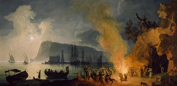 重返巴洛克——那不勒斯的黄金时代绘画展