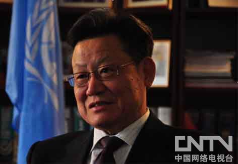 沙祖康联合国副秘书长