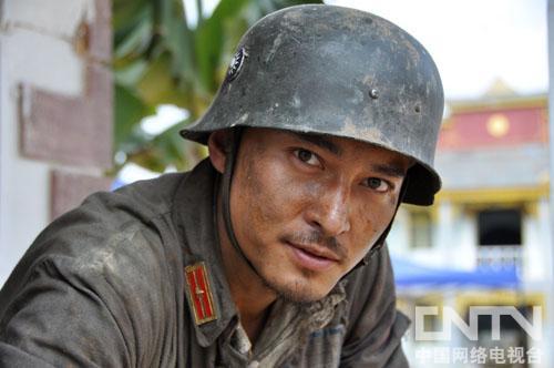 郝柏杰《中国远征军》剧照