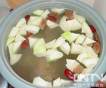 冬瓜红枣羹的做法