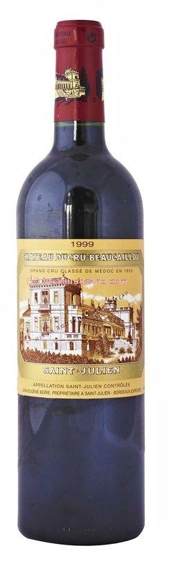 ChateauDucruBeaucaillou1999