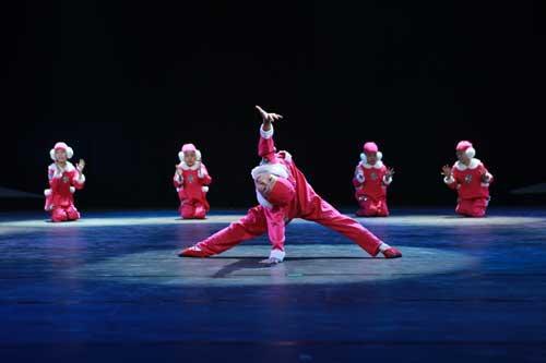 CCTV舞蹈大赛少儿组决赛嗨动全场-中央电视