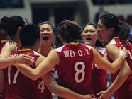 Сборная Китая по волейболу проиграла американкам на четвертом этапе Кубка мира в Токио