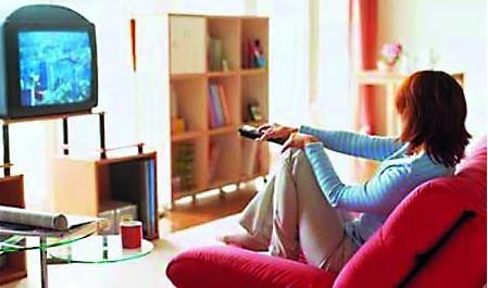 看电视导致抑郁