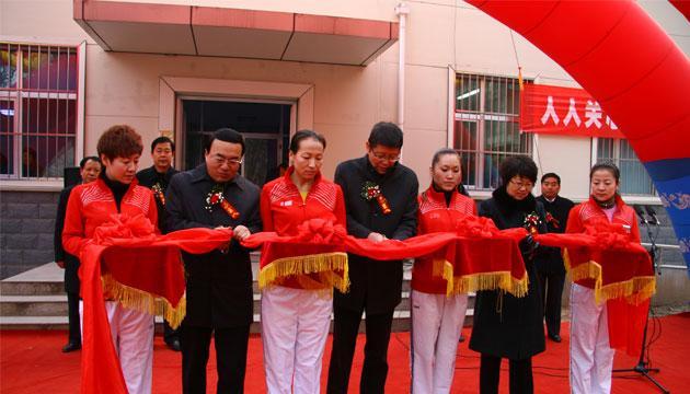 西宁市人民公园动物园搬迁后的空地上建成,由青海省体育局投入1000