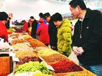 Aumentan las compras en China con la llegada del Año Nuevo lunar