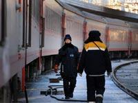 Estaciones de trenes y aerolíneas preparadas para recibir alto flujo de pasajeros