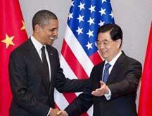 Entretien Hu-Obama à Séoul sur les relations bilatérales et les grands dossiers d´intérêt commun