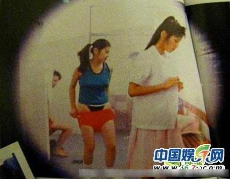 郑伊健女友蒙嘉慧早年三级片被挖 片中表演大