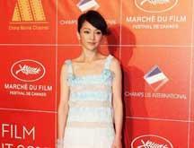 Les stars chinoises au 65e Festival du film de Cannes