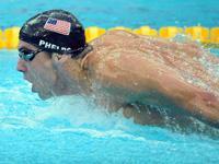 Diccionario Olímpico--Natación de 100 metros y 200 metros de estilo mariposa masculino
