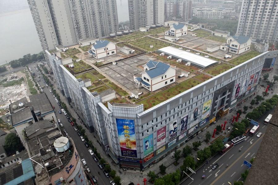 株洲湖南知名别墅图片现4栋楼顶马云商场大全别墅图片