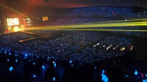 JYPNATION日本演唱会3万余名粉丝共渡难忘时光