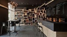 DiVino 酒吧环境设计