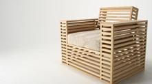 The Qube 户外豪华座椅