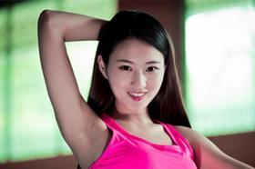 아시아보디빌딩 선수권대회에 참가하는 中대표팀