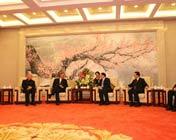 吉林省委书记王珉、省长韩长赋会见亚太总裁协会高层