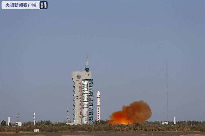 《【恒达注册首页】现场视频丨我国成功发射试验六号02星》