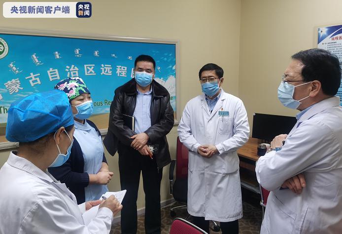 内蒙古两家医院完成赴湖北首批医疗队员征调工作 明日出征