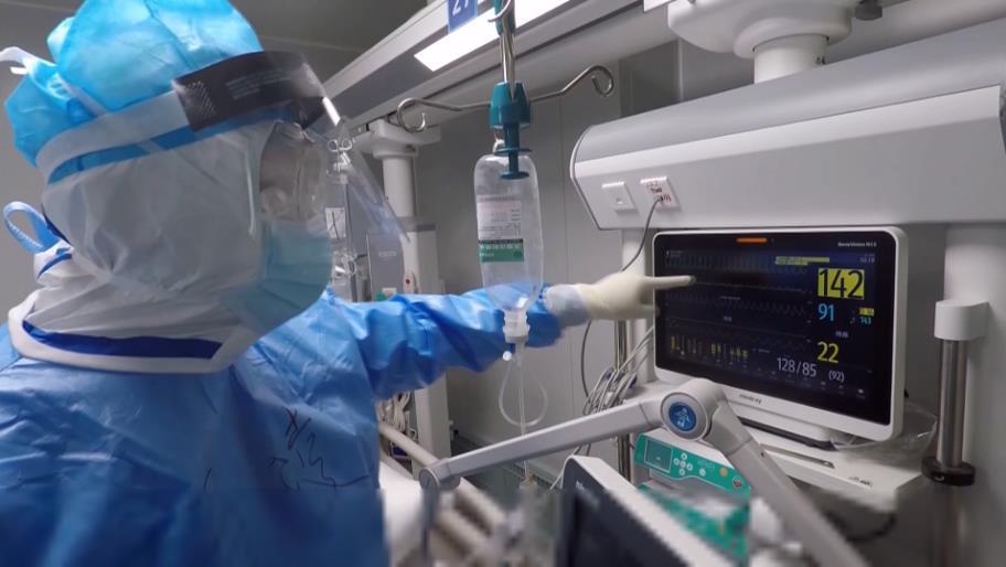 微视频丨争分夺秒 为患者打开了一扇生的大门