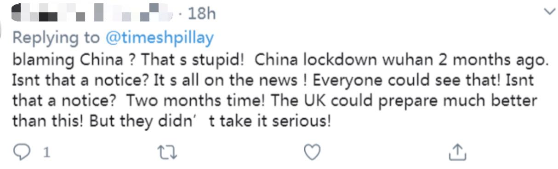 """全球直击丨新冠疫情下 某些英国政客为何""""甩锅""""中国?"""