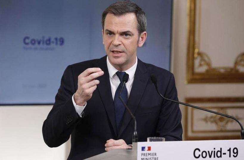 法国新冠肺炎确诊病例增至83029例 法国已从中国订购近20亿个口罩