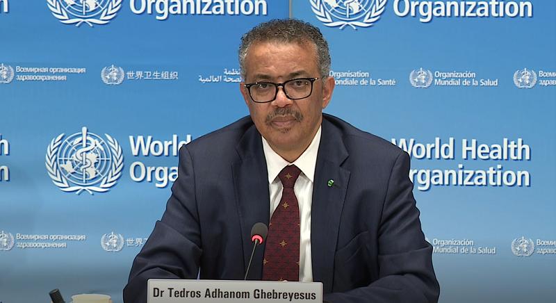 世卫:消灭天花已40年 提醒各国应团结应对新冠肺炎疫情的威胁