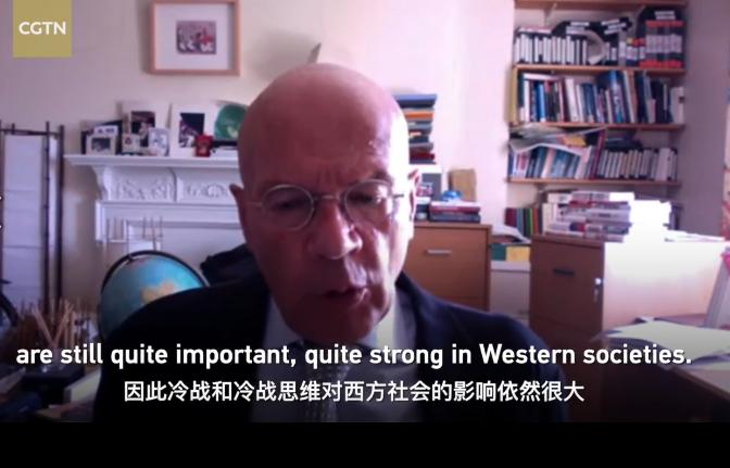 """疫情下""""甩锅""""中国 这些西方国家在焦虑啥?英国学者一语道破"""