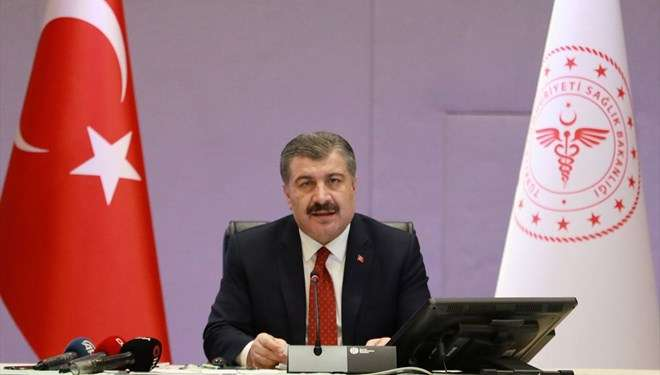 土耳其卫生部长:学生将戴口罩参加中考和高考