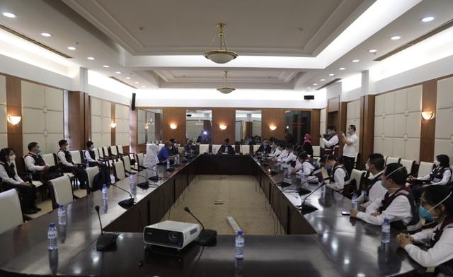 《【恒达测速注册】中国援苏丹抗疫医疗专家组与苏方开展疫情防控和诊疗交流》