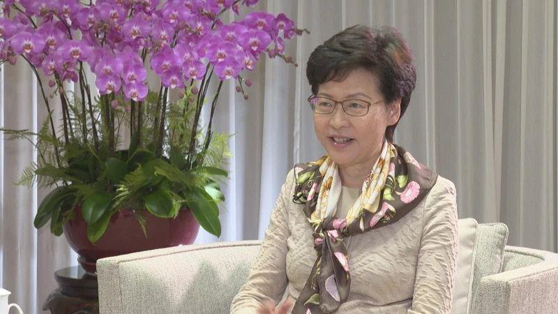 建言大湾区丨专访林郑月娥:双创基地、优惠政策……大湾区已成青年发展热土