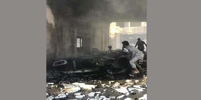 叙利亚北部发生汽车炸弹袭击致两名儿童死亡