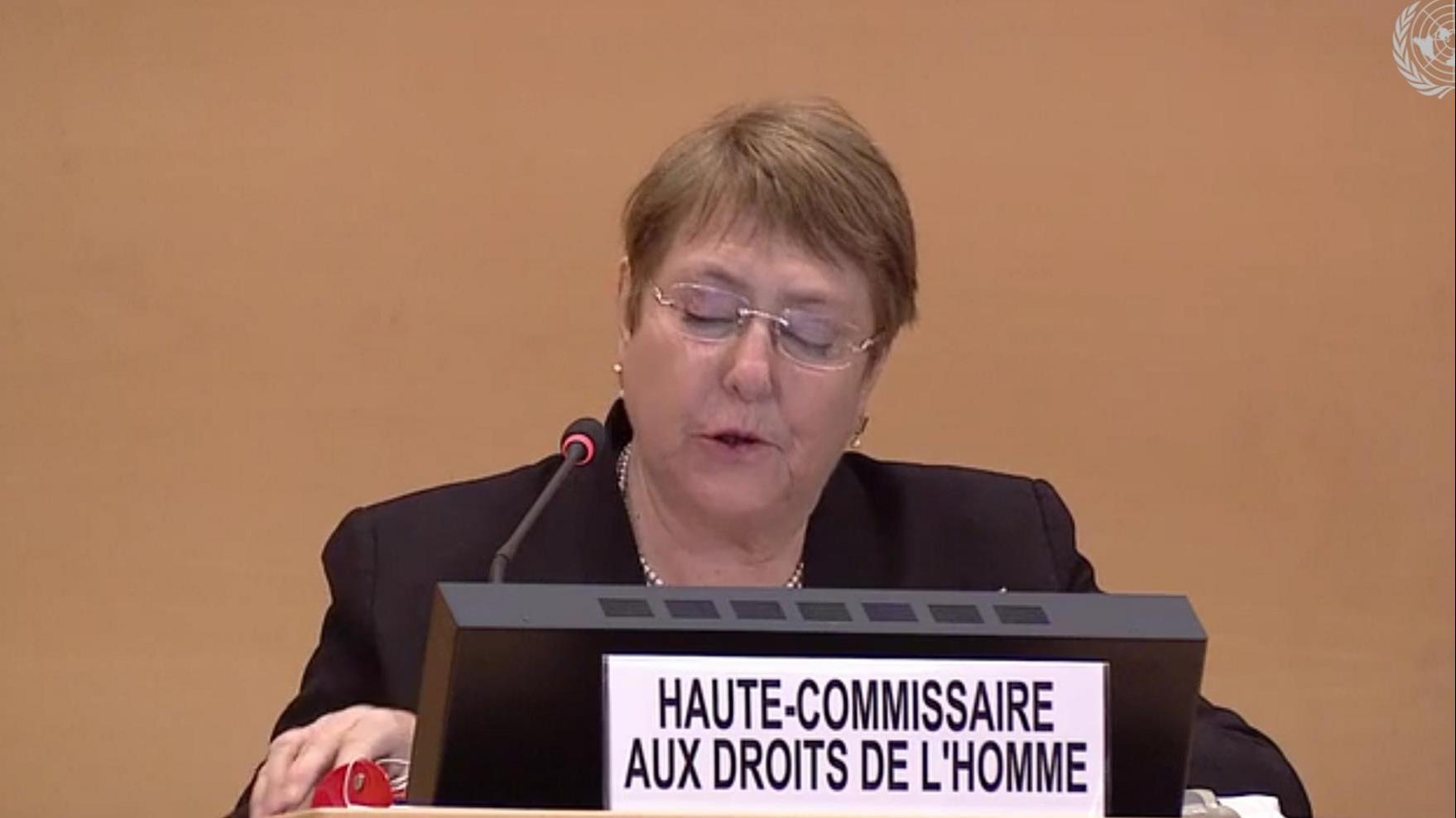 联合国人权高级专员:奴隶贸易和殖民主义是造成种族主义的深层次