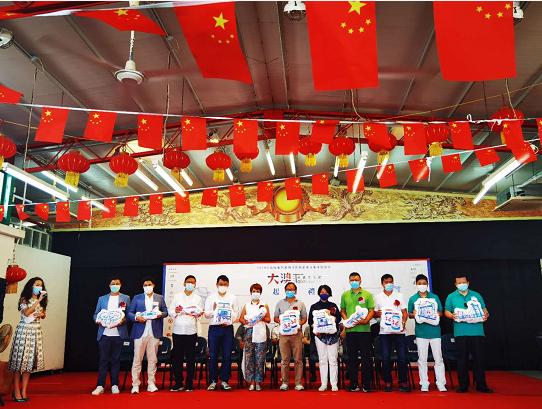 香港社会各界通过形式多样的活动庆回归迎立法